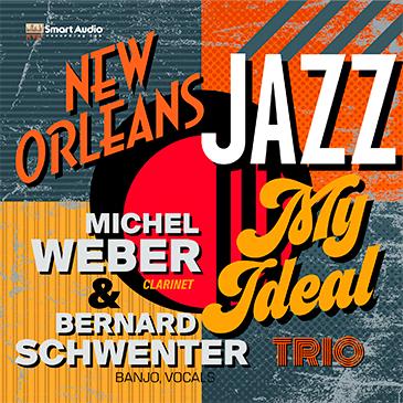 Michel Weber & Bernard Schwenter Trio